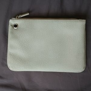 Free People Leather Pouch